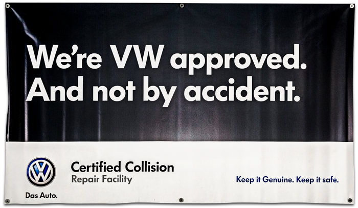 Certified VW Repair Facility ML Auto Collision Repair Shop - Volkswagen collision repair